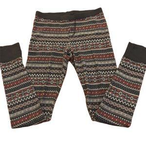 OLD NAVY Thermal Winter Legging Pajama Pants